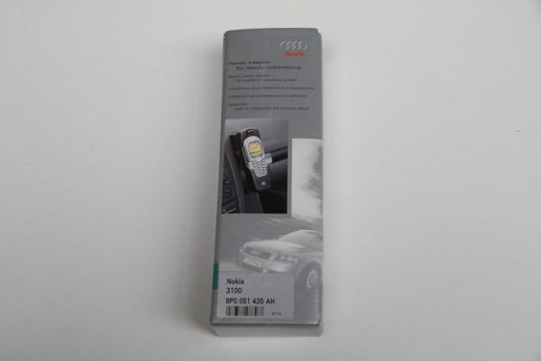 Original Audi Handy Adapter 8P0051435AH Handyadapter Nokia 3100 Cullmann