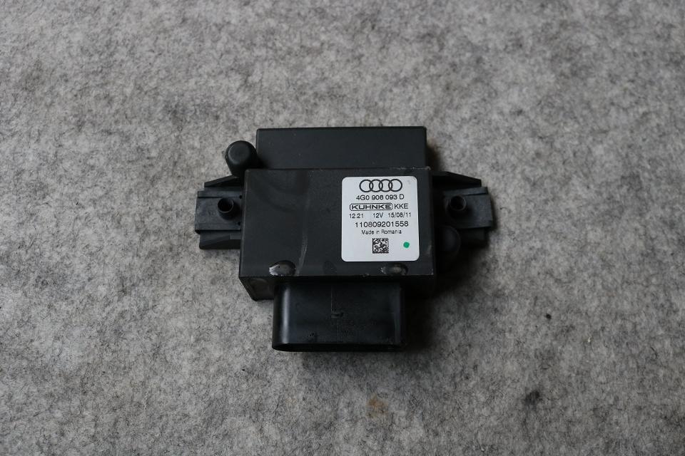 Audi A4 8K A6 A7 4G Steuergerät für Kraftstoffpumpe 4G0906093D 4G0 906 093 D