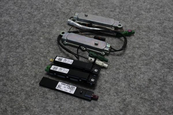 Audi R8 4S Antennenverstärker Antenne SET 4S0035225E 4S0035225B 4S0035225D