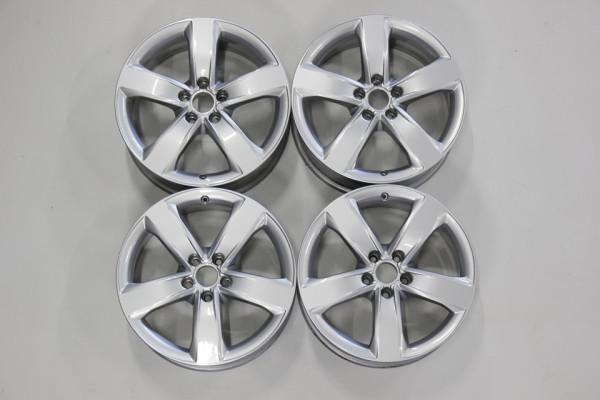 4 x Org Audi A6 4G Alufelgen Felgen 4G0601025M 7,5 x 18 Zoll ET37 aluminium rims
