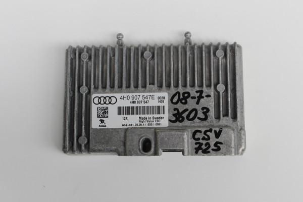 Audi A4 A7 4G A8 4H Steuergerät für Nachtsichtsystem 4H0907547E 4H0907547F