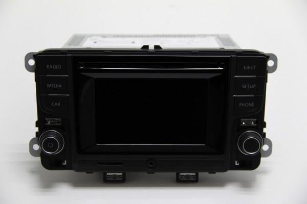 VW Polo 6C Radio Composition Colour 6C0035869A Bluetooth DAB+ Touch Screen FSE