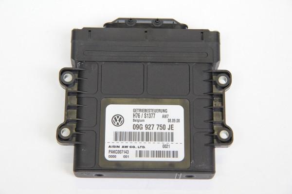 VW Golf 5 Jetta Getriebesteuergerät 09G927750JE Automatik 2.5 CBTA CBUA CCCA