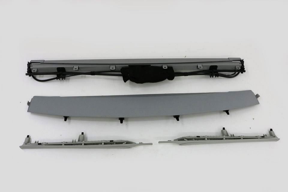 Sonnenrollo Heckklappe elektrisch Heckrollo Sonnenschutz Audi A6 4G 4G5861325C