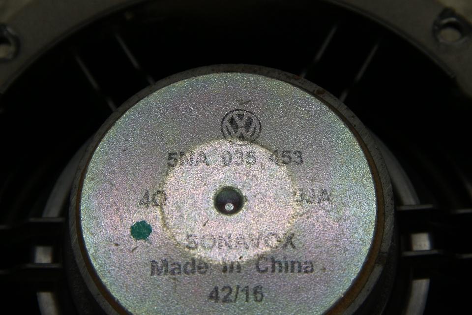 Auto & Motorrad: Teile Lautsprecher toimitilaa.fi Org VW Tiguan AD ...