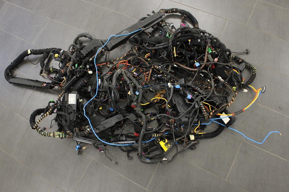 Q7 4L Kabelsatz automatische Distanzregelung ACC für Audi A6 4F