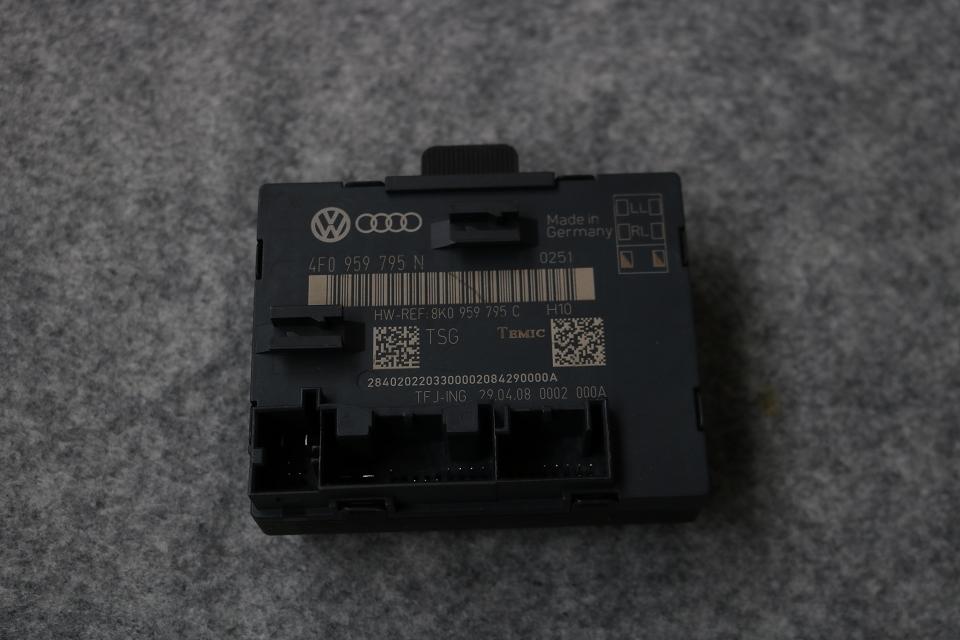 Org Audi Türsteuergerät Steuergerät hinten links rechts 4F0959795M A4 A6 Q5 Q7